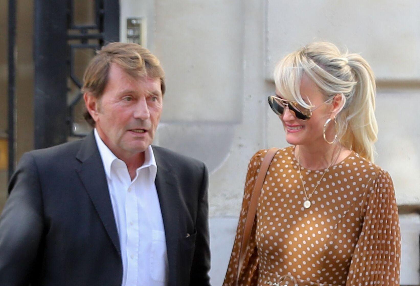 PHOTOS Laeticia Hallyday à Paris : elle prépare sa contre-attaque avec André Boudou et ses avocats
