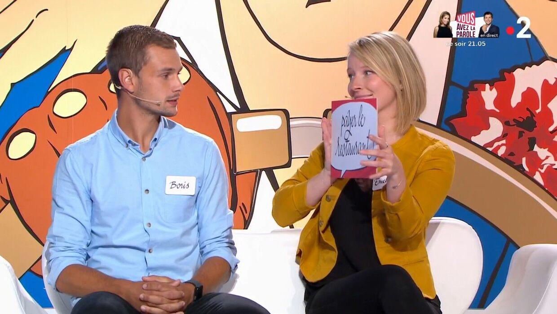 VIDEO Les Z'amours : un couple règle ses comptes face à Bruno Guillon