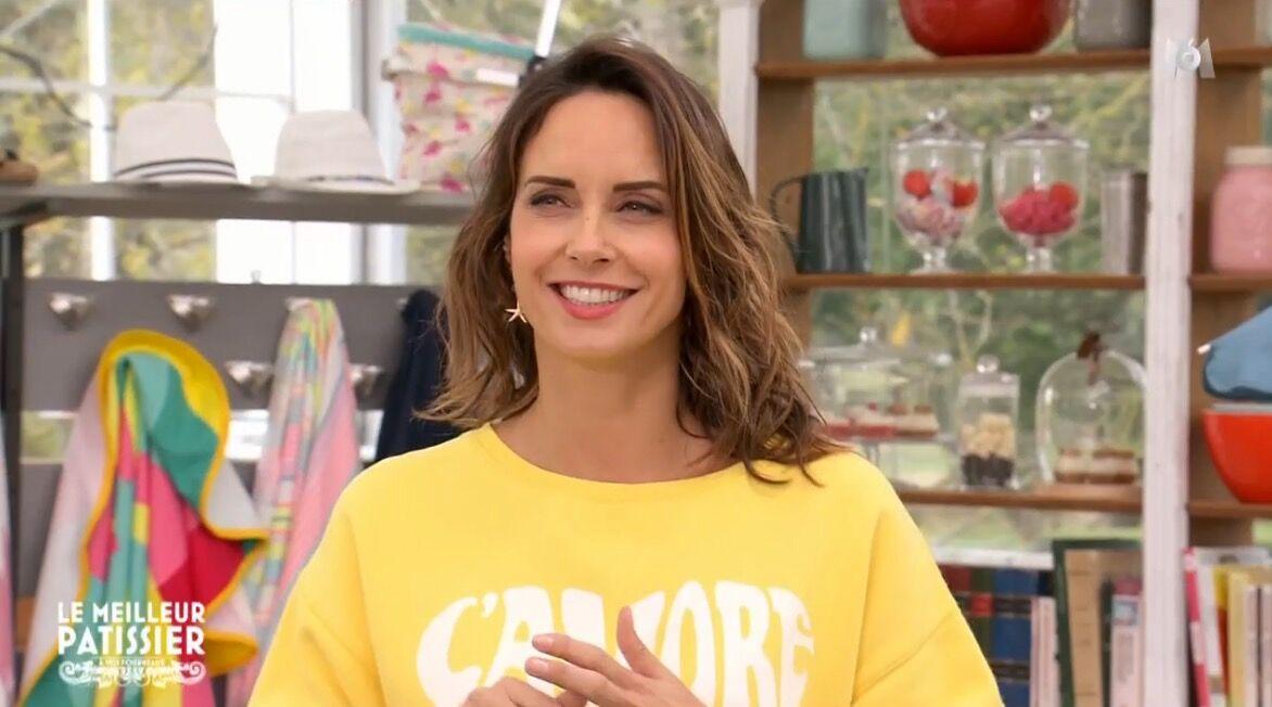 Julia Vignali : sa drôle d'astuce pour ne pas trop craquer sur le tournage du Meilleur Pâtissier