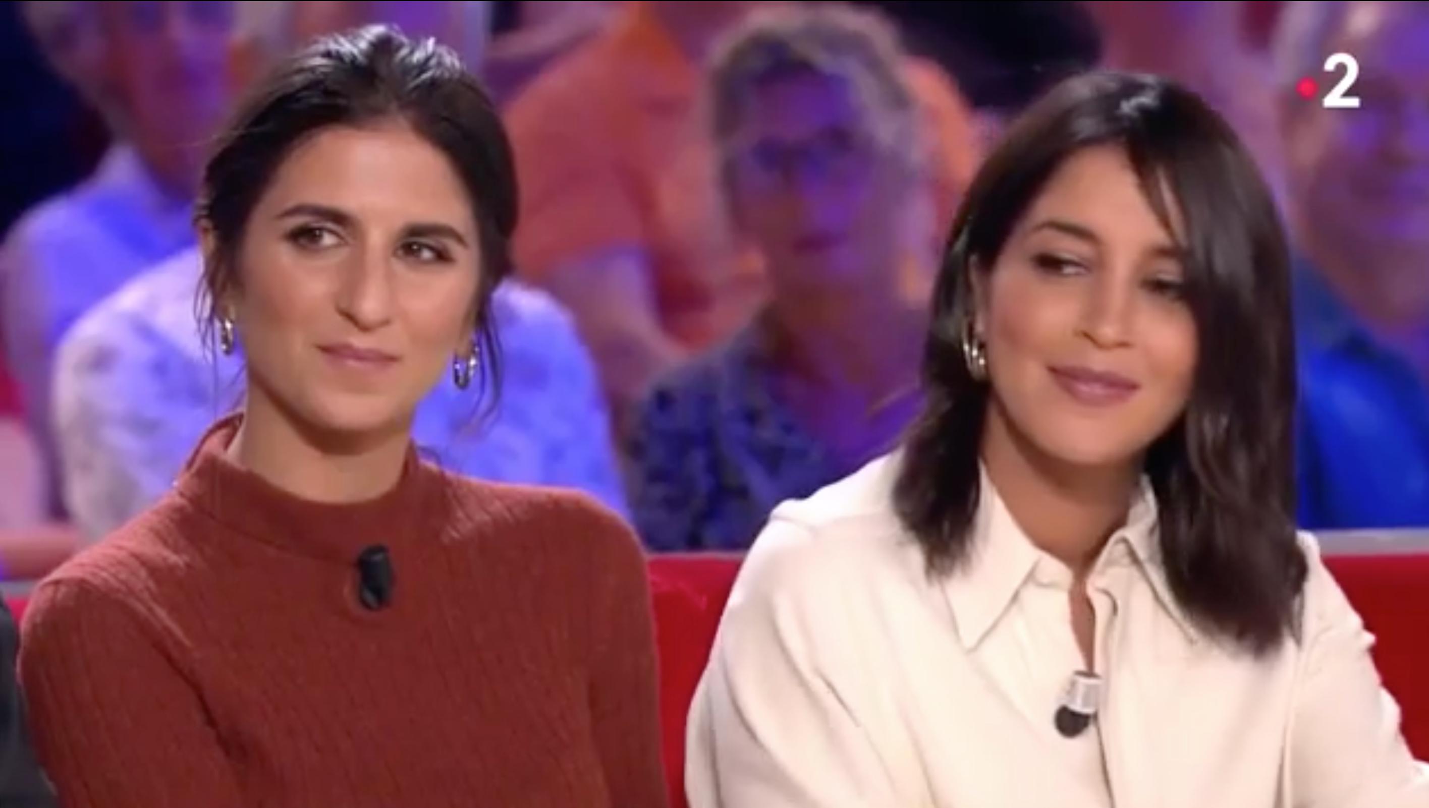VIDEO Geraldine Nakache fait une touchante déclaration à Leïla Bekhti