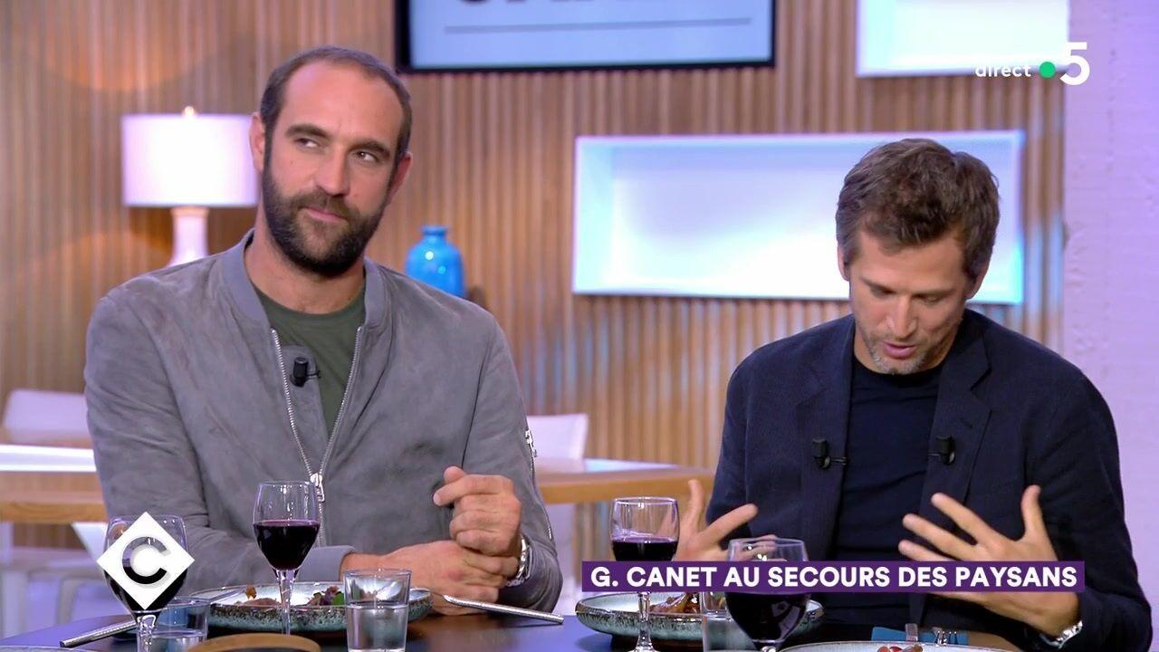 VIDEO Guillaume Canet : cette astuce qui l'aide à se plonger dans ses rôles