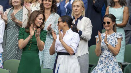 Kate Middleton et Meghan Markle: elles sont adeptes des looks recyclés
