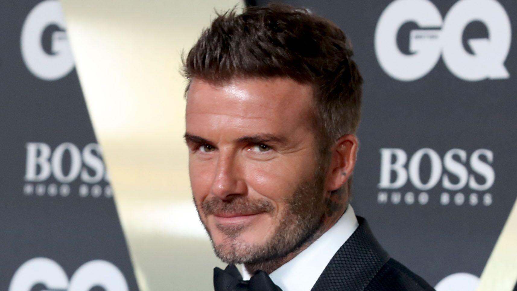 David Beckham se sert de sa femme Victoria pour être canon : découvrez son astuce