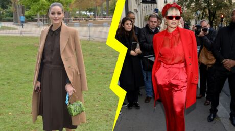 Les do et les don't – Les stars pendant la Fashion Week de Paris
