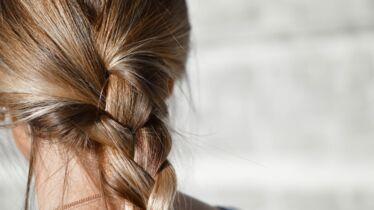 Tendance jusqu'au bout des cheveux