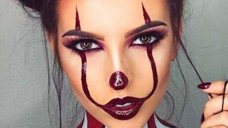 3 idées de maquillage pour être la plus terrifiante à Halloween!