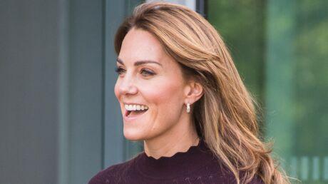 Tendance automne/hiver: Kate Middleton opte pour les couleurs de l'automne