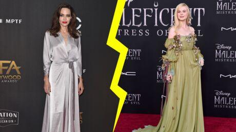 Fashion Battle – Qui gagne entre Angelina Jolie et Elle Fanning?