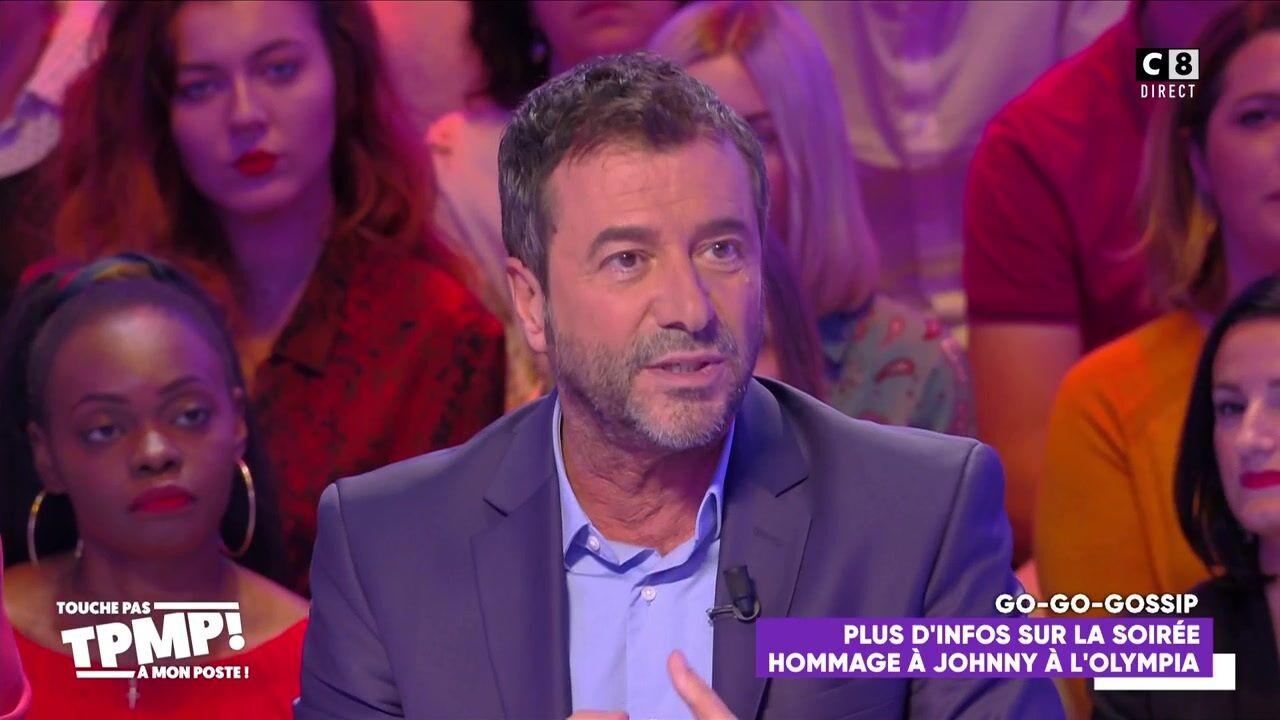 VIDEO Nouvel album de Johnny Hallyday : Bernard Montiel fait une révélation qui risque de choquer les fans