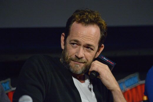 PHOTO Luke Perry : le touchant message d'anniversaire de sa fille Sophie
