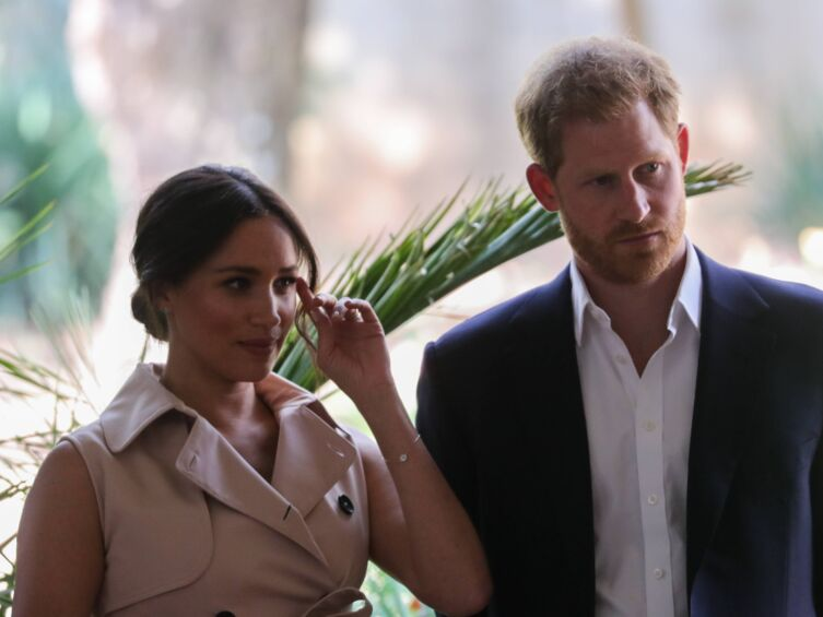 Meghan Markle et le prince Harry ridiculisés : leur gaffe très embarrassante sur Instagram