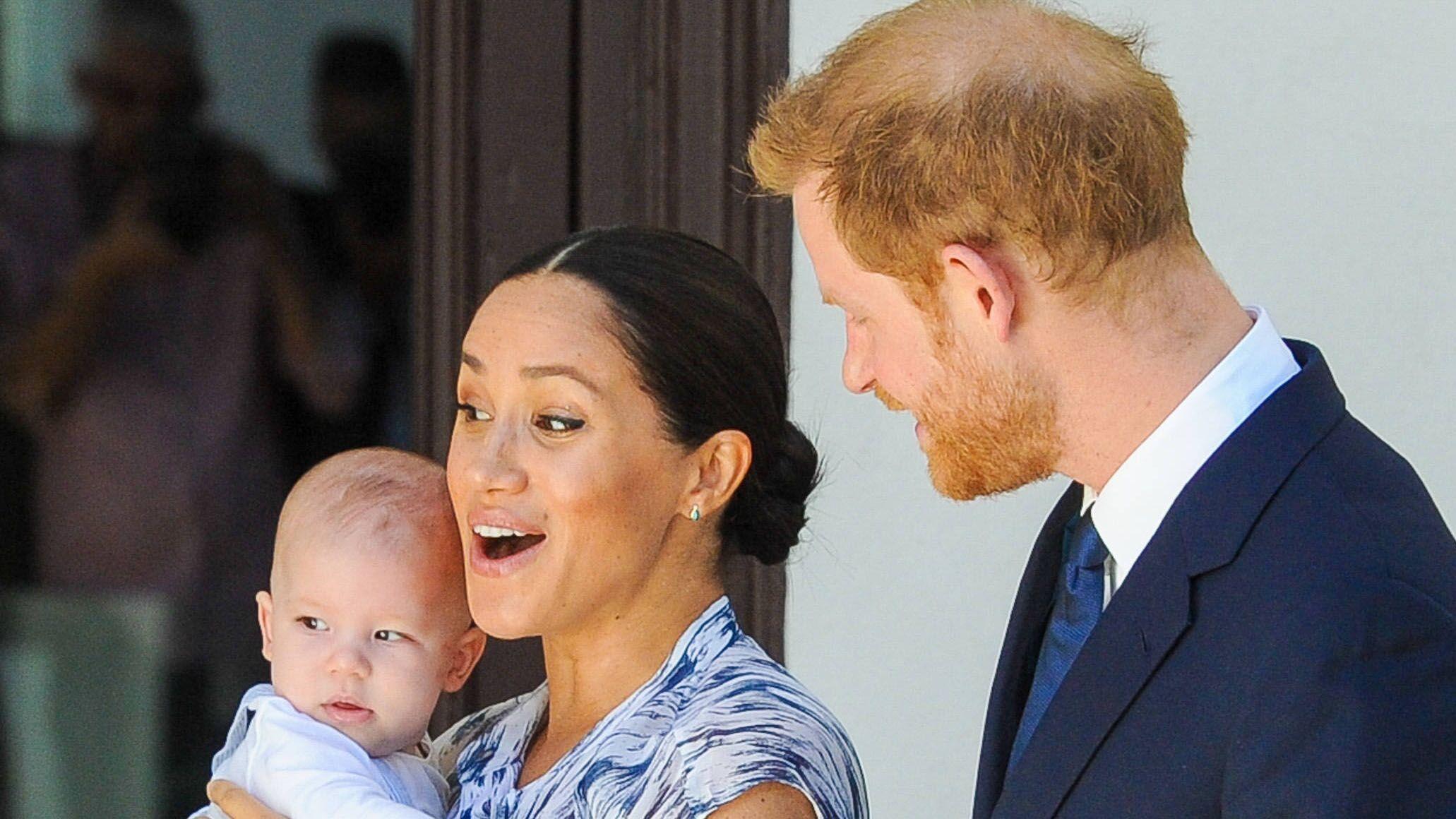 Archie roux comme son papa? Le prince Harry lève enfin le mystère