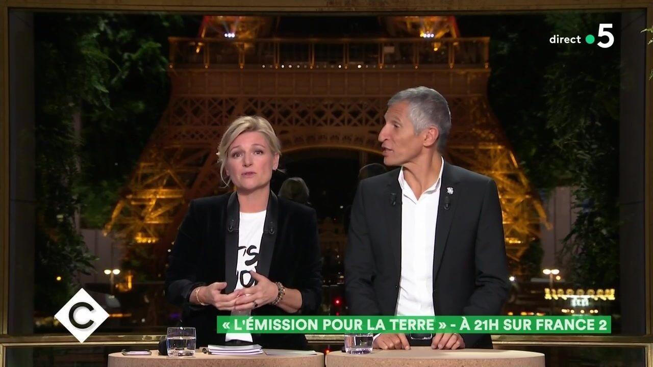 VIDEO Nagui quitte le plateau d'une émission en découvrant le nom d'un des invités