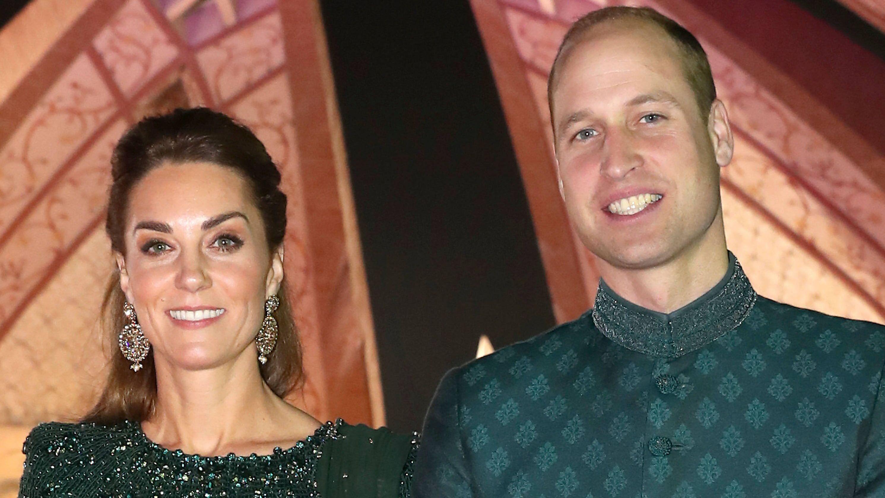 Grosse frayeur pour Kate et William : leur avion forcé d'atterrir en urgence à cause d'un orage
