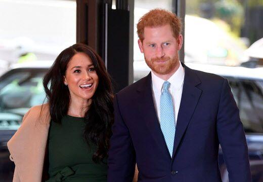 Le prince Harry : son adorable commentaire à sa femme, Meghan Markle