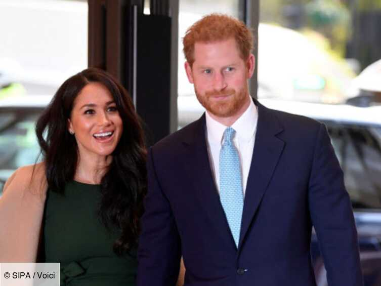 Le prince Harry : son adorable commentaire à sa femme, Meghan Markle - Voici