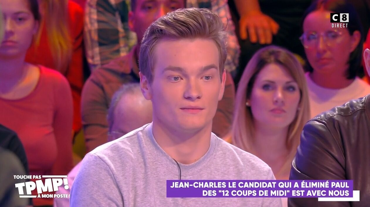 VIDEO 12 coups de midi : les affreux messages reçus par Jean-Charles après sa victoire contre Paul