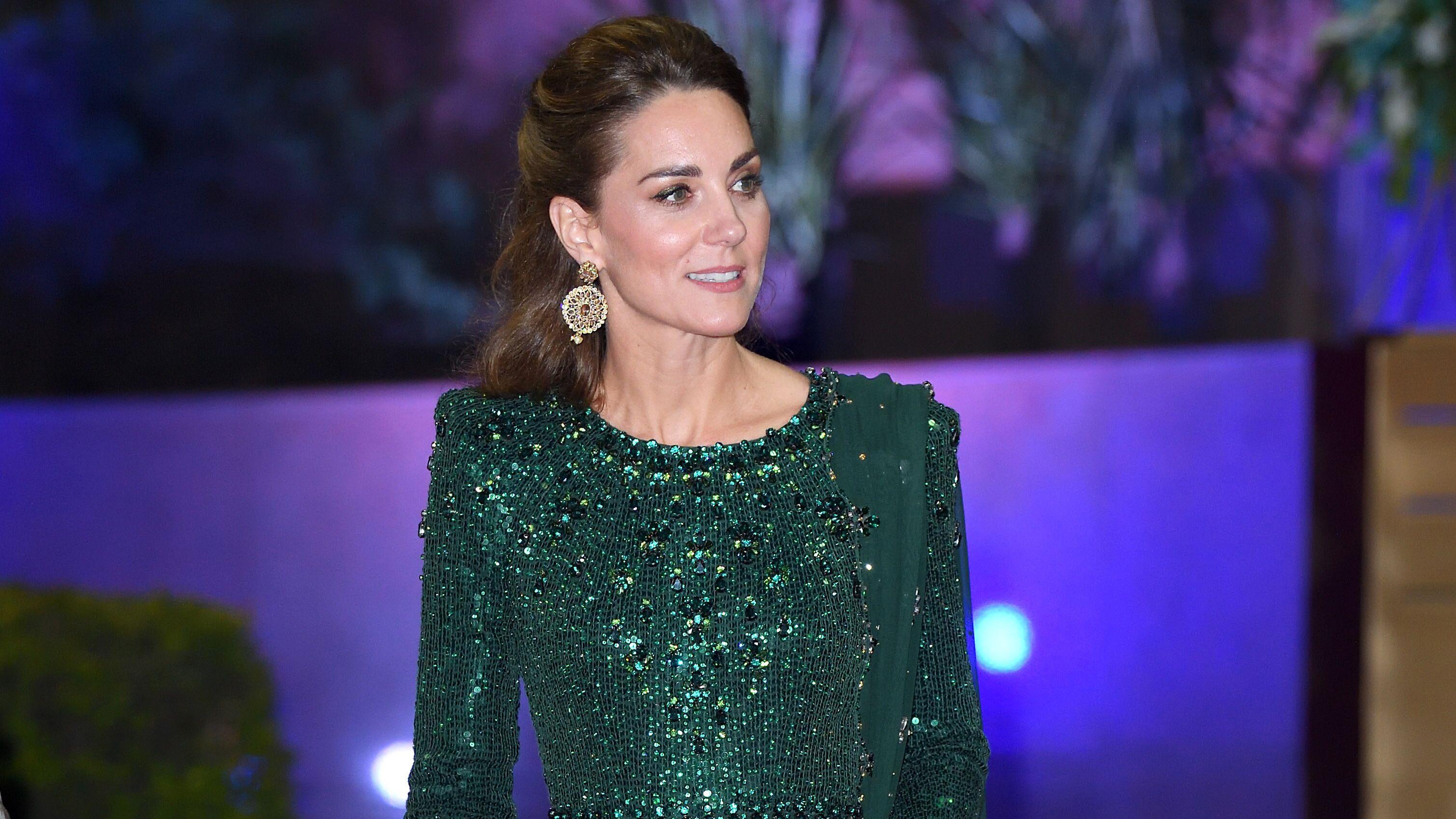 On veut le look glitter de Kate Middleton en moins cher!