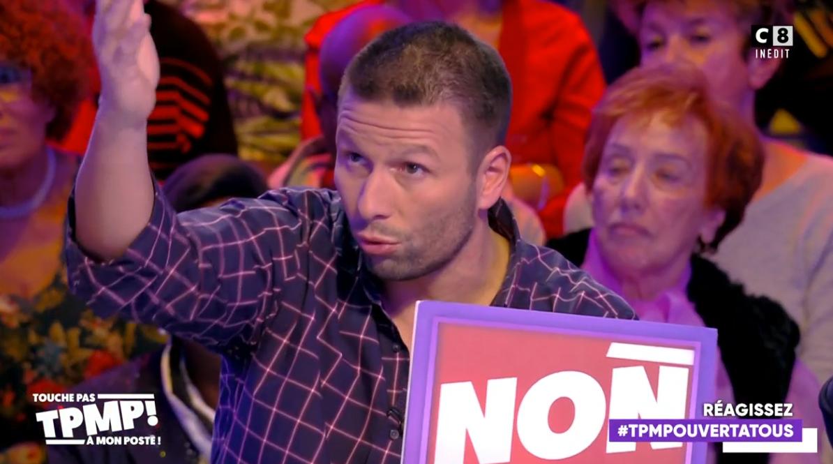 VIDEO Touche pas à mon poste : Raymond prend la défense de Sylvie Tellier après la polémique grossophobe