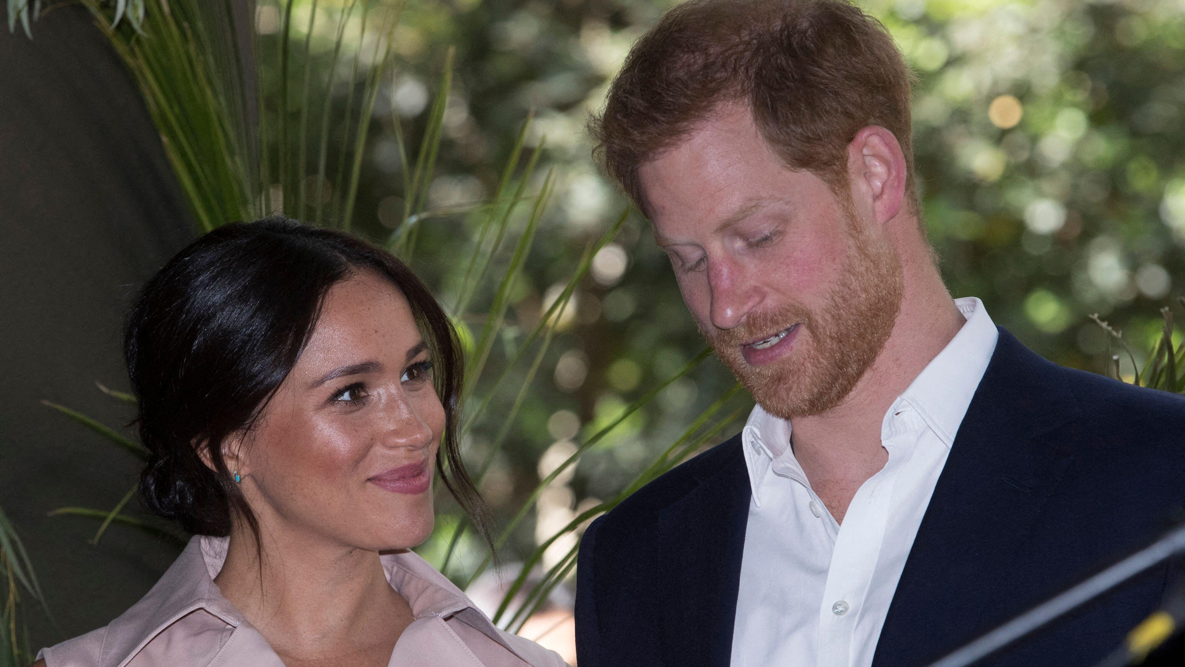 Meghan Markle et le prince Harry à bout? Ils prennent une décision radicale pour s'éloigner des polémiques