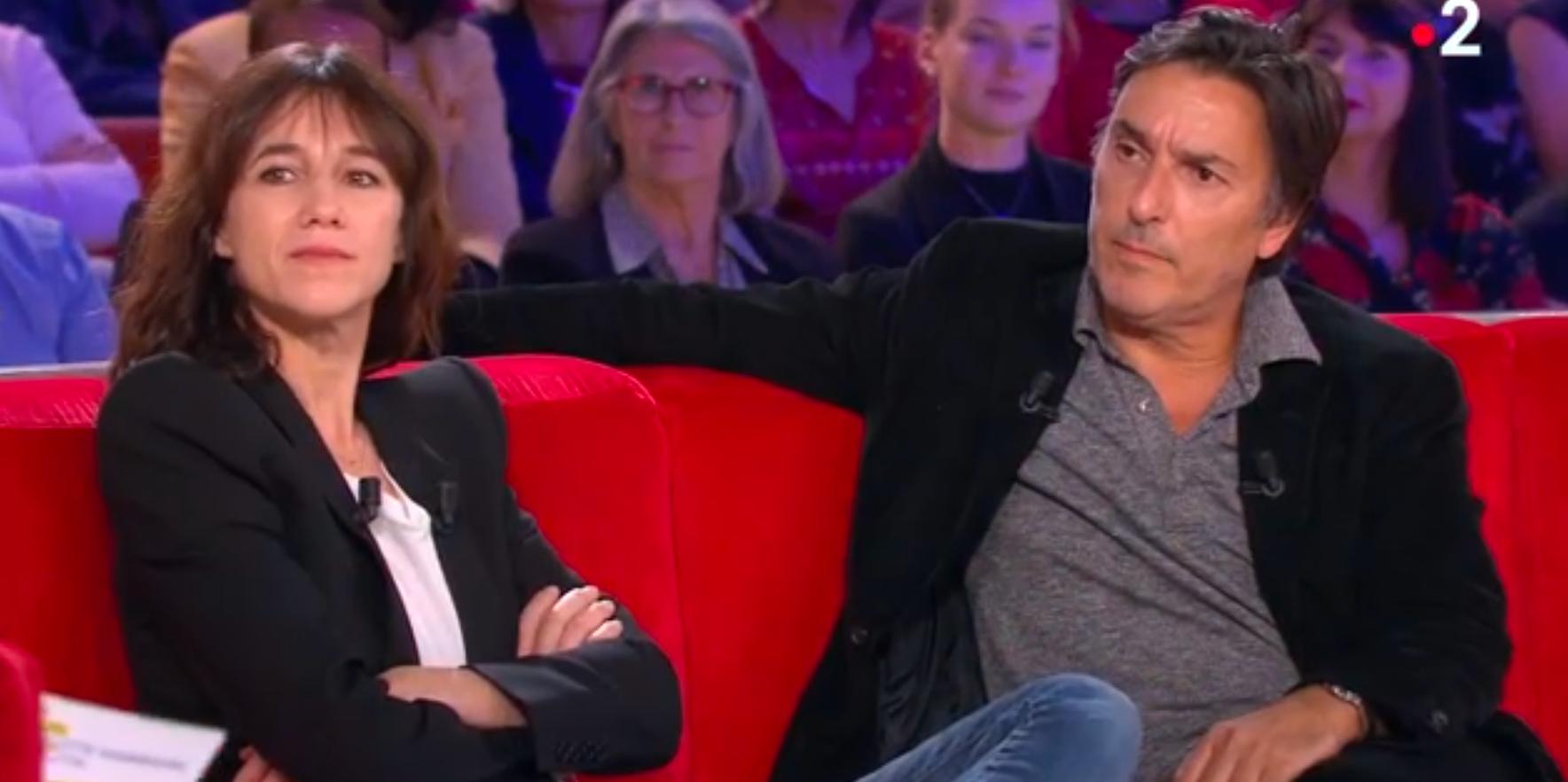 VIDEO Charlotte Gainsbourg en colère contre Yvan Attal, elle enchaîne les reproches