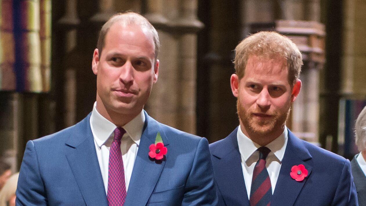 Le prince Harry toujours en froid avec William? Sa réponse sèche aux inquiétudes de son frère
