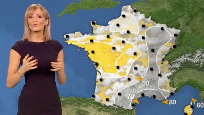 Stéphanie Duval : la double vie très surprenante de la miss météo de M6