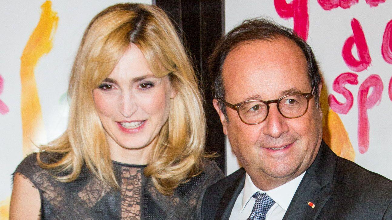 François Hollande : sortie en amoureux avec Julie Gayet au Gala de l'espoir