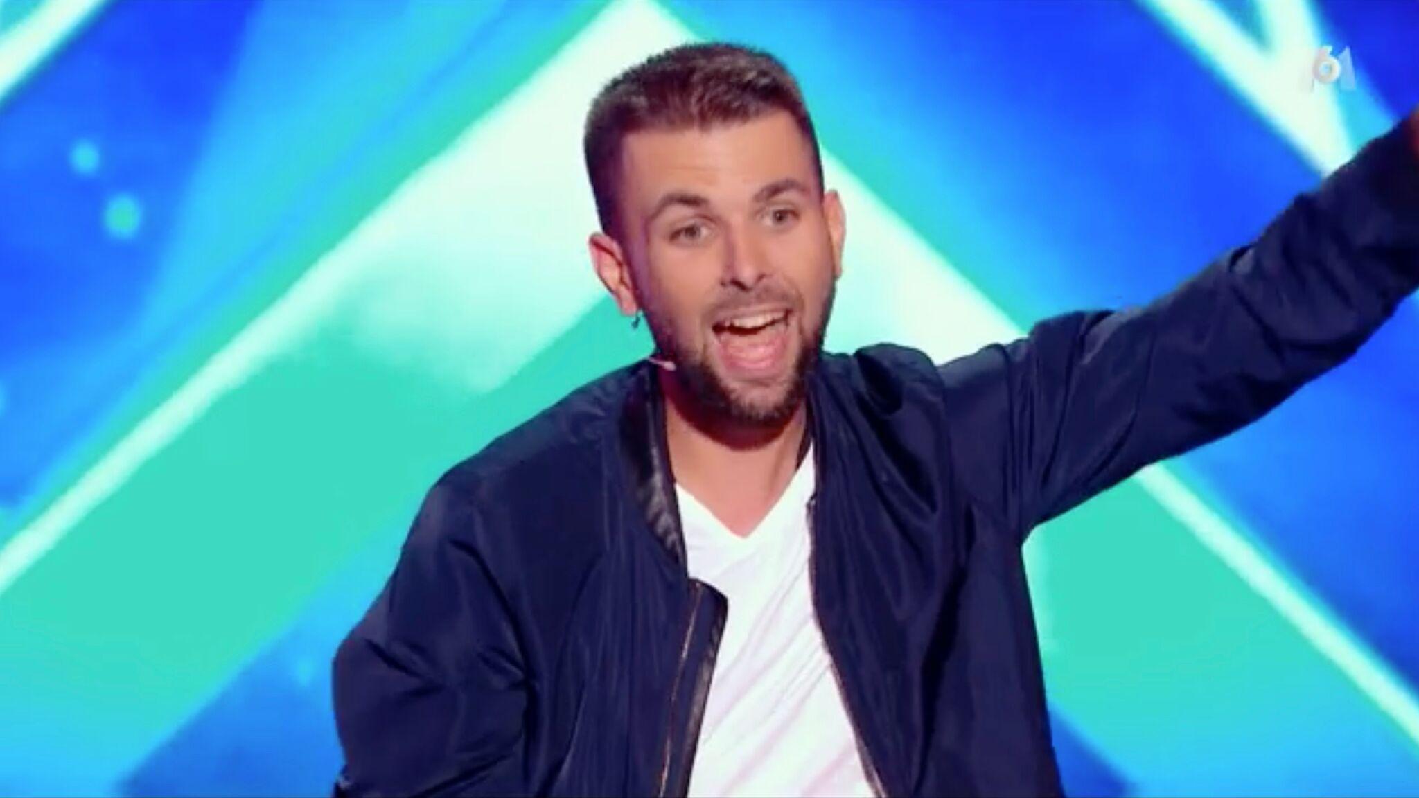 VIDEO Incroyable talent : le comique bègue Valentin fait sensation, un humoriste lui fait une très belle proposition
