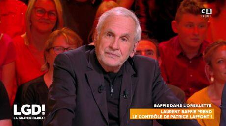 VIDÉO Patrice Laffont: sa blague scandaleuse et malvenue à propos de Christian Quesada