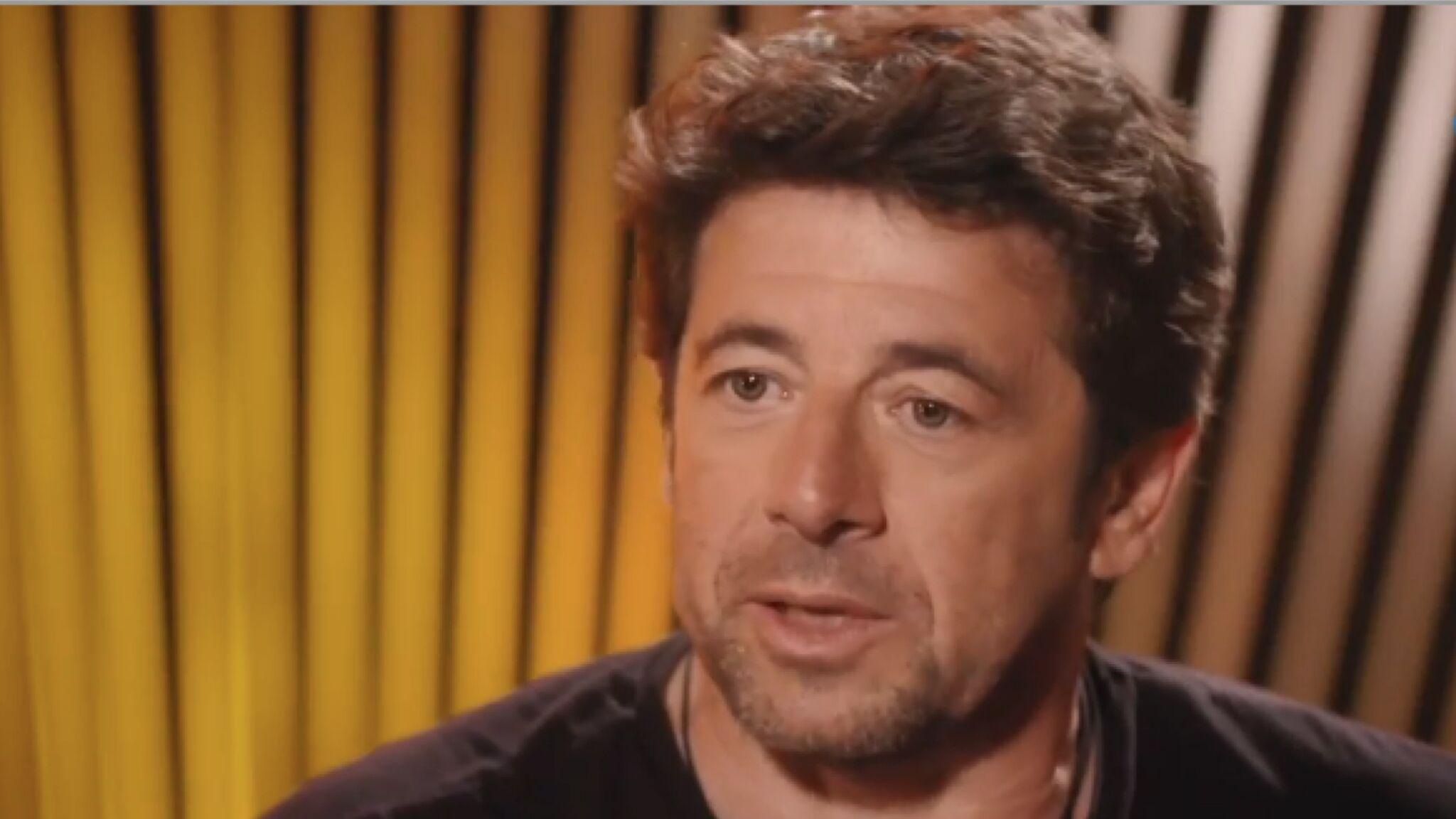 VIDEO Patrick Bruel : ce sale coup du monde du cinéma français qu'il n'a toujours pas digéré