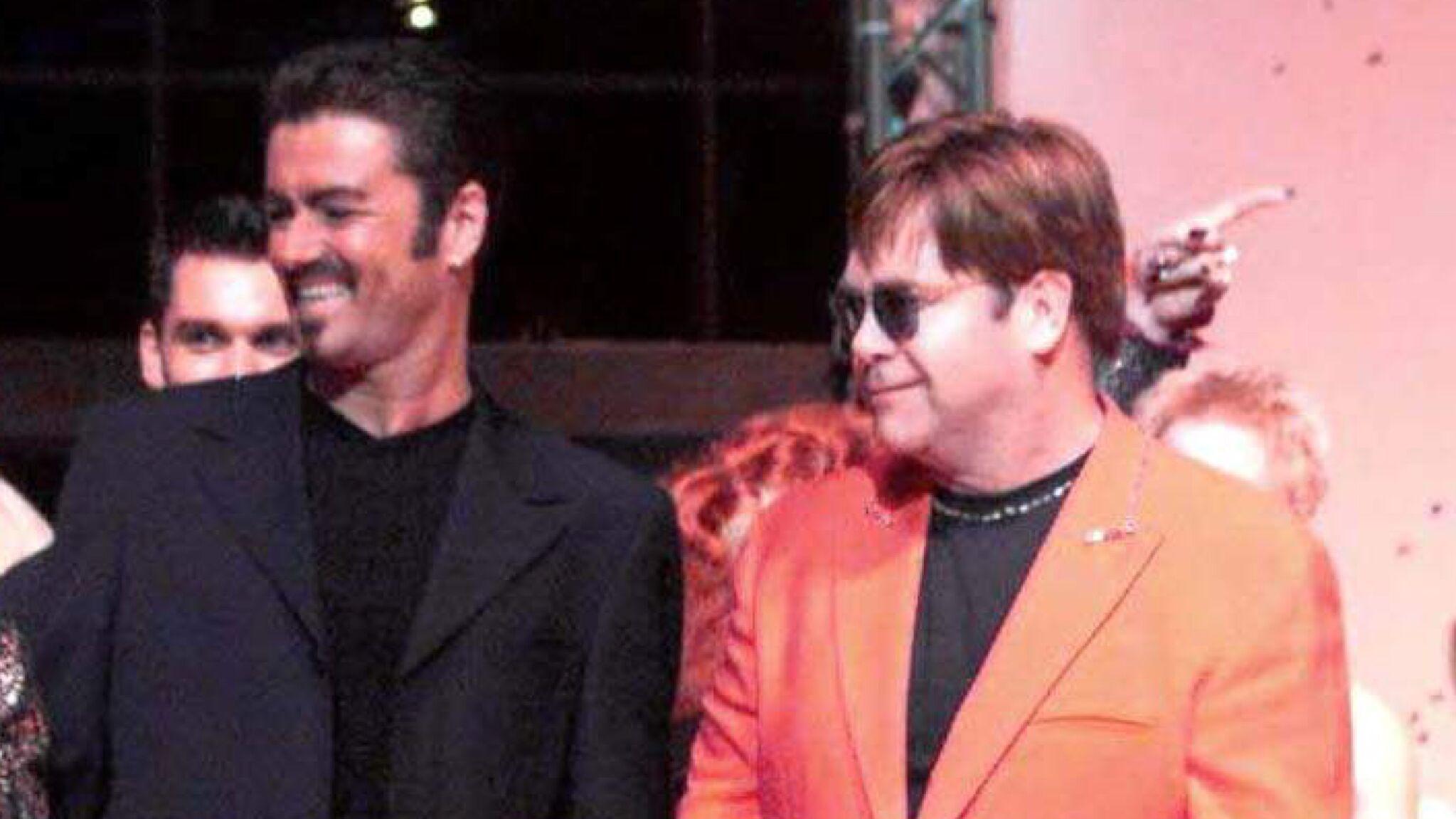 Elton John : ses révélations sur George Michael mettent la sœur du chanteur très en colère