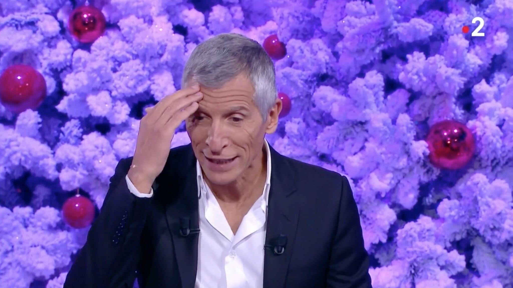VIDEO Nagui pris pour un « c*n » par un candidat, il le recadre sèchement