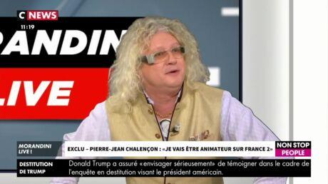VIDEO Pierre-Jean Chalençon: l'étrange confidence que lui aurait faite Brigitte au sujet d'Emmanuel Macron