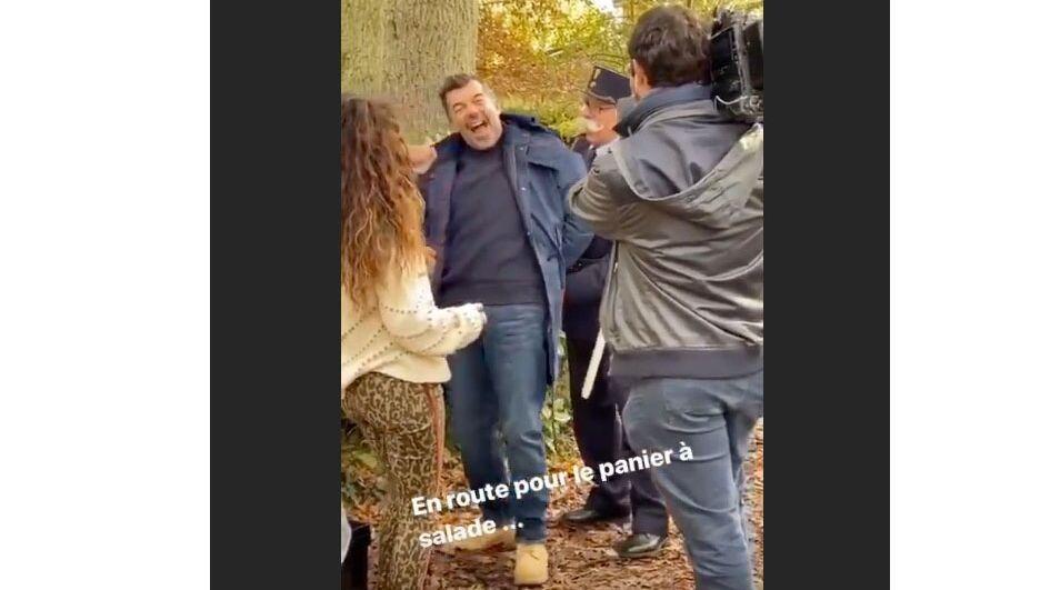 Stéphane Plaza menotté : il dévoile une surprenante vidéo sur Instagram