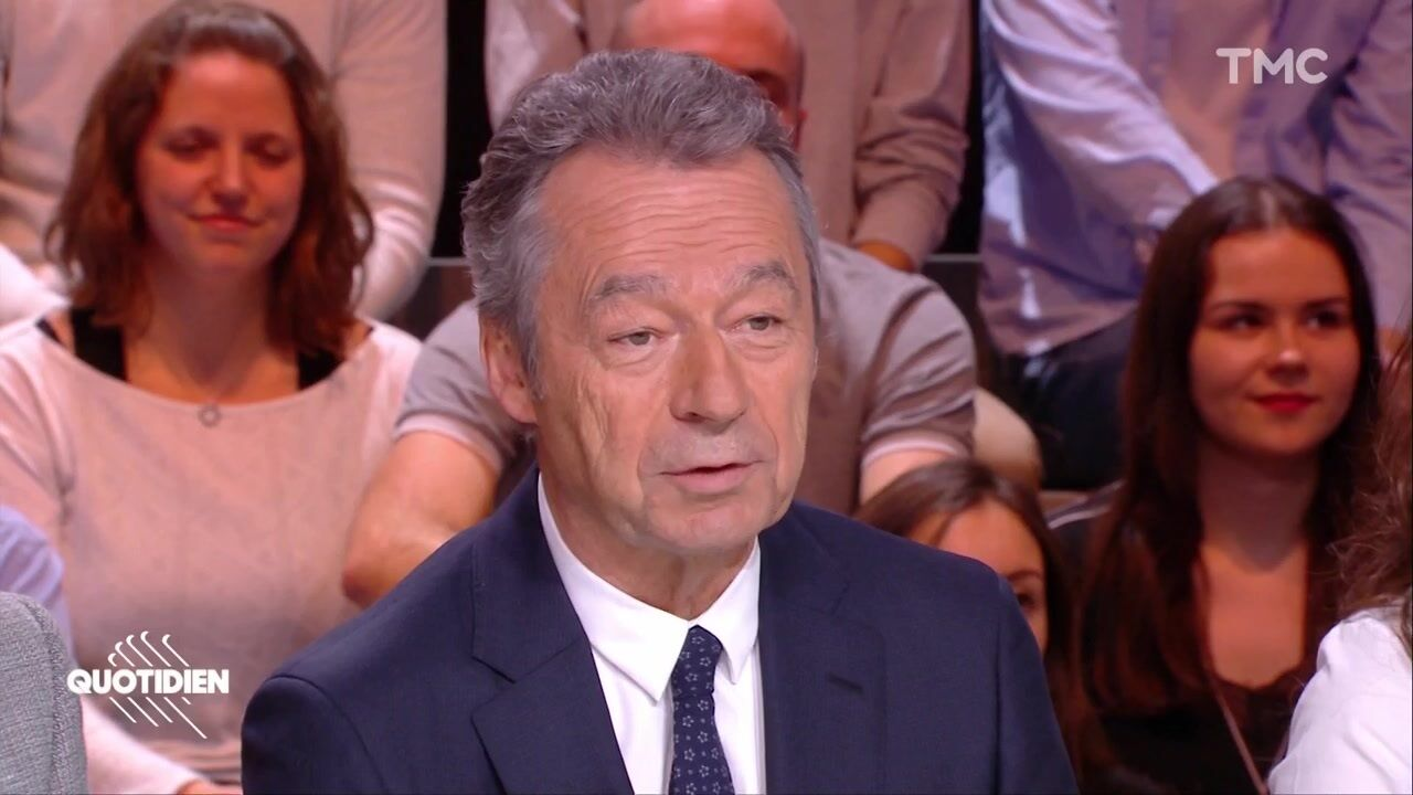 Michel Denisot : sa folle révélation sur ce présentateur qui a reçu une fellation en plein direct