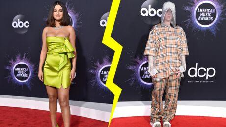 Les do et les don't: les stars sur leur 31 pour les American Music Awards