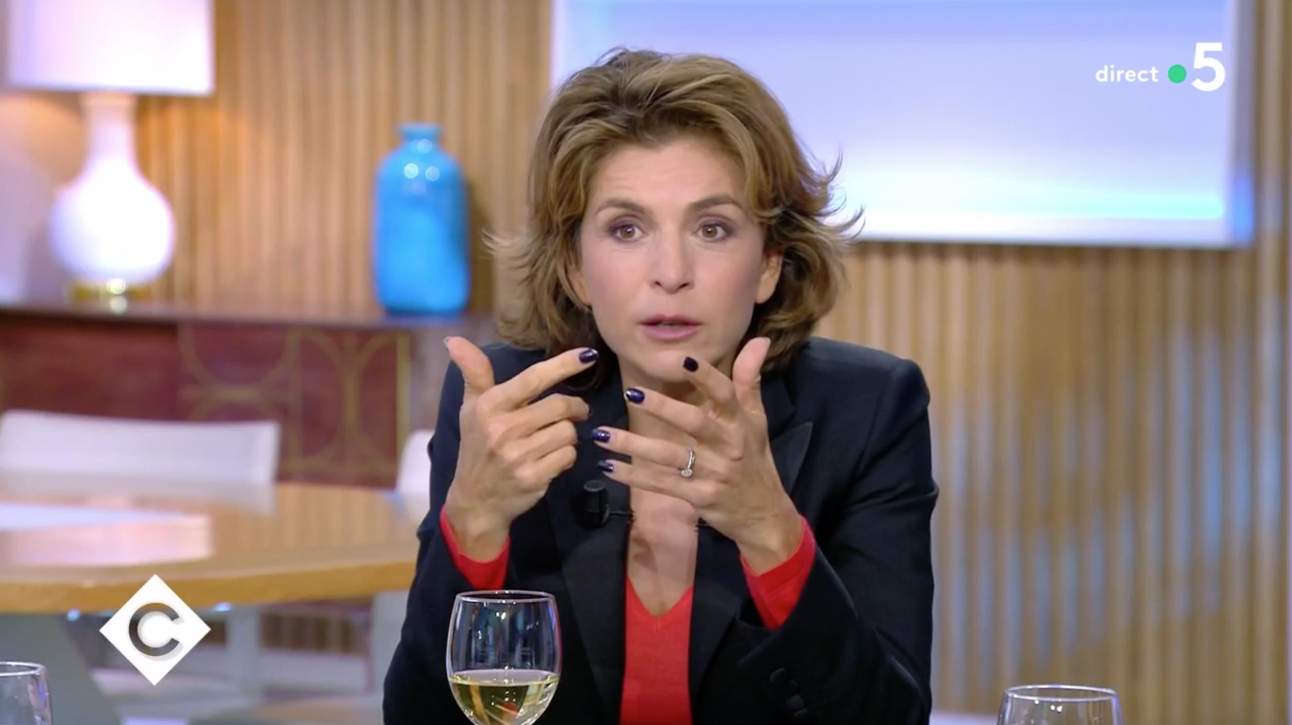 VIDEO Anne Nivat défend à nouveau son mari Jean-Jacques Bourdin, traité de « filou » par Brune Poirson