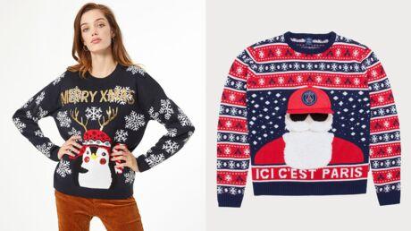 10 pulls de Noël pour se la jouer Bridget Jones