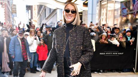 Céline Dion: retour sur ses plus beaux manteaux de la saison
