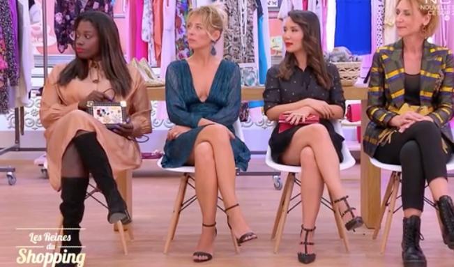 VIDEO Les Reines du shopping : une candidate malmenée par ses concurrentes à cause d'une étrange phobie