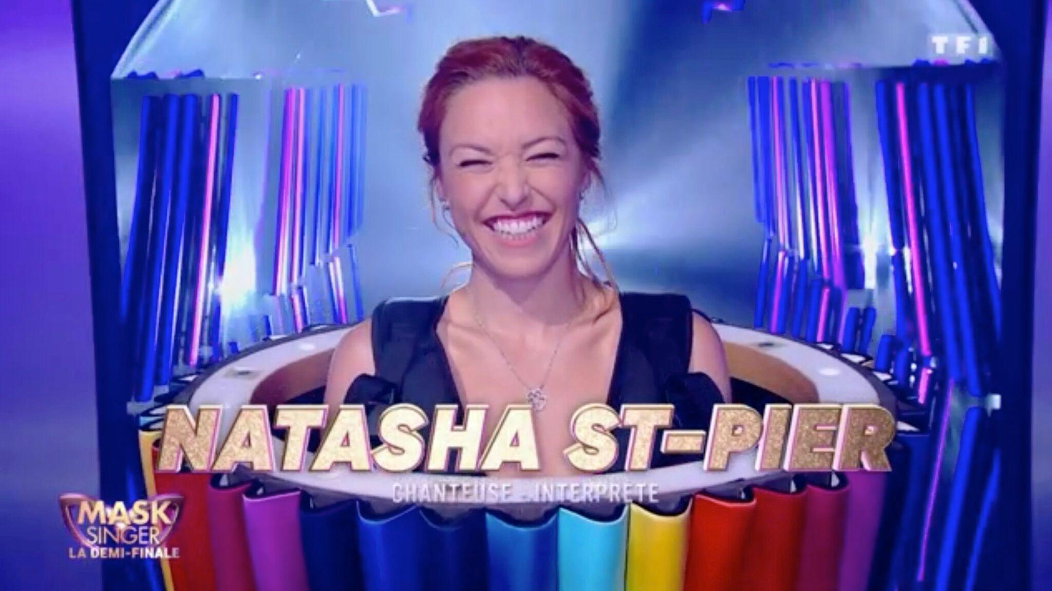 Mask Singer : Natasha St-Pier sous le Cupcake, David Douillet était le Lion!