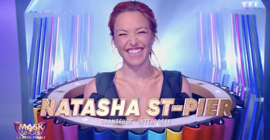 Mask Singer : Natasha St-Pier quitte l'aventure, que devient la chanteuse?