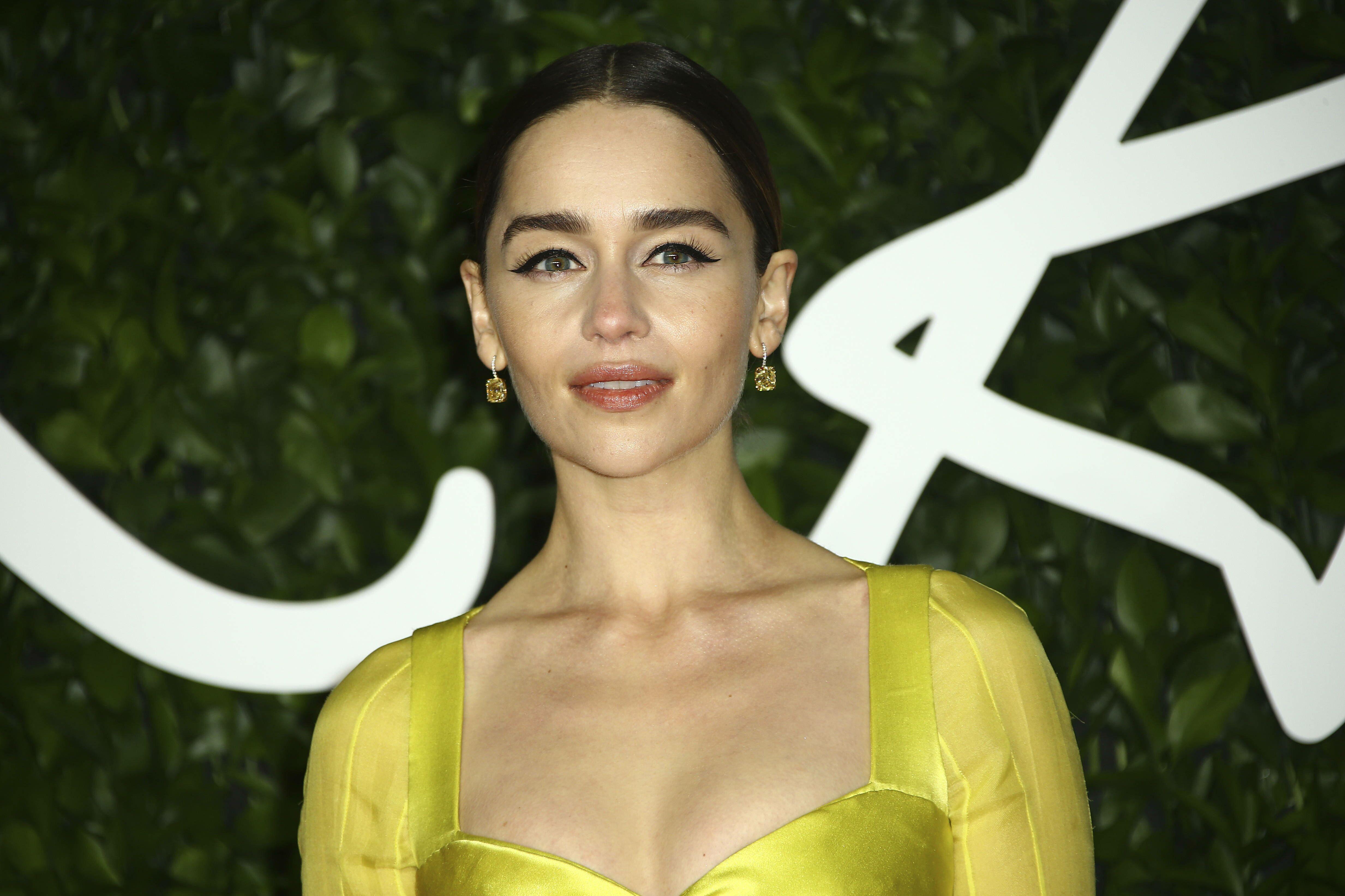 Emilia Clarke révèle qui est son plus gros crush parmi les stars