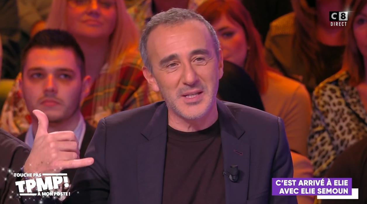 VIDEO TPMP : Elie Semoun violemment insulté par Renaud au téléphone