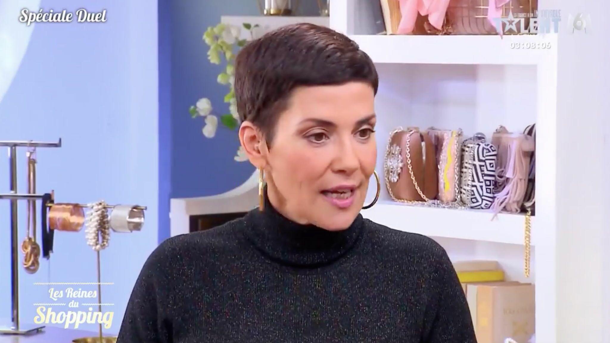 VIDEO Les Reines du shopping : Cristina Cordula passe un énorme savon à une candidate