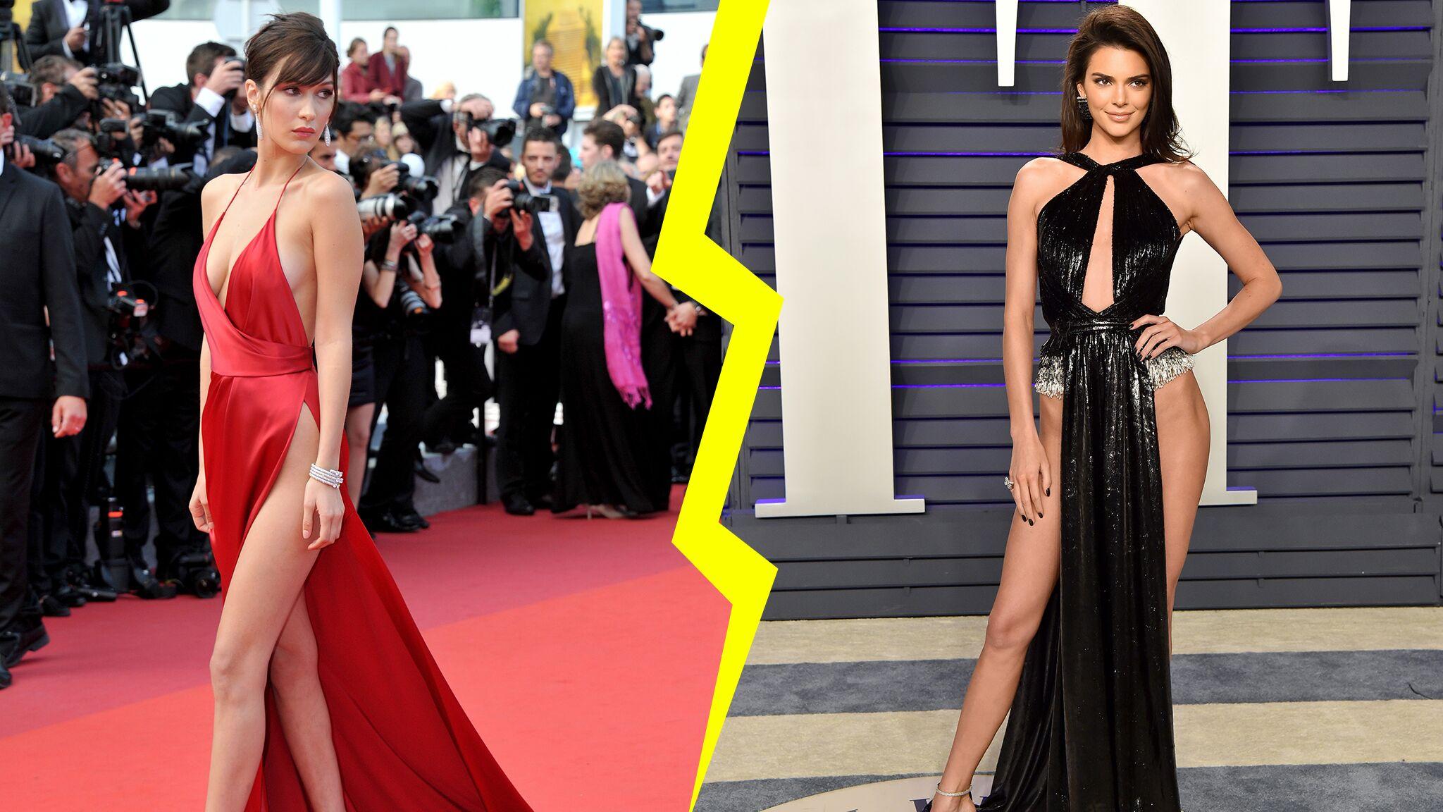 Bella Hadid et Kendall Jenner à Miami : qui gagne côté mode?