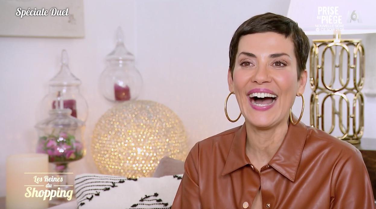 VIDEO Les Reines du shopping : une candidate imite Dalida et fait exploser de rire Cristina Cordula
