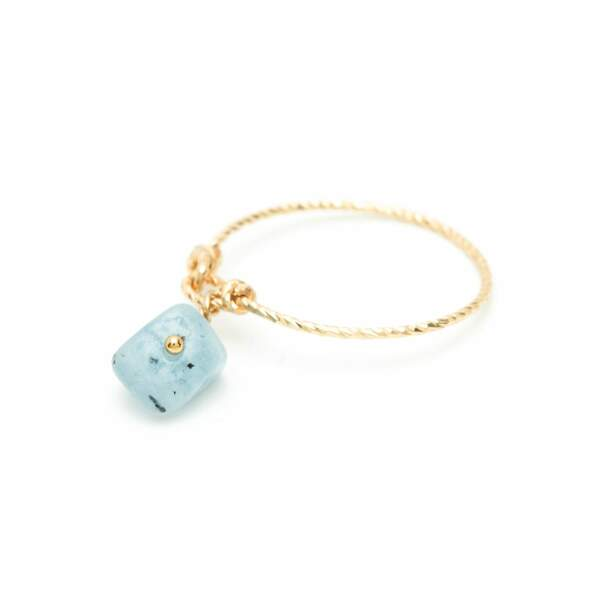 Bague Cosmic Lucky Stone, YAY, 40€