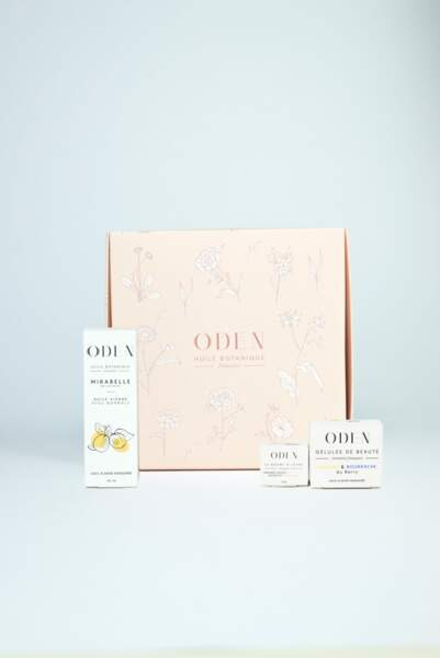Coffret in and out, Oden, 54€